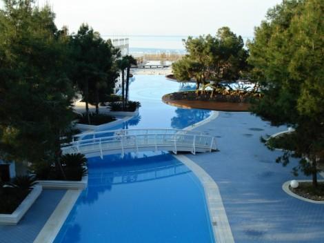 Bazény Lykiaworld